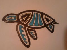 Turtle tattoo designs are usually just as diverse and meaningful. The turtle is often associated with various myths revolving around creation especially in India and North America. Below, we are going to mention some native American turtle tattoo designs. Inuit Kunst, Arte Inuit, Arte Haida, Haida Art, Inuit Art, Native American Tattoos, Native American Symbols, Native American Design, Native Design