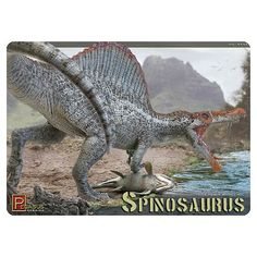 Spinosaurus Dinosaur 1:24 Scale Model Kit - Pegasus Hobbies - Dinosaurs - Model Kits at Entertainment Earth