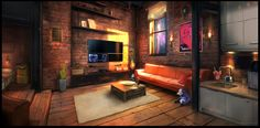 Dreamfall Chapters - Apartment