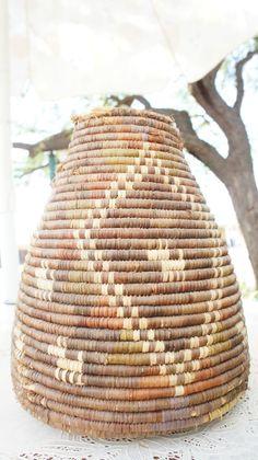Vintage Antique Native American Basket by SycamoreVintage on Etsy