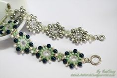 If you're in need of unique bead stitching patterns to work into beautiful jewelry, you'll love the Elven Queen Bracelet. The design of this DIY bracelet uses beads of all sizes and shapes, allowing for countless combinations and patterns. Seed Bead Jewelry, Beaded Jewelry, Jewelry Bracelets, Handmade Jewelry, Handmade Accessories, Statement Jewelry, Seed Beads, Diy Schmuck, Schmuck Design