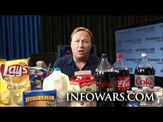 http://www.infowars.com/food-the-ulti...    Alex Jones addresses one of the darkest modes of power the globalists have used to control the population-- food. The adulteration of the planet's staple crops, genetically-altered species and intentionally-altered water, food and air all amount to a Eugenics operation to weaken the masses and achieve fu...