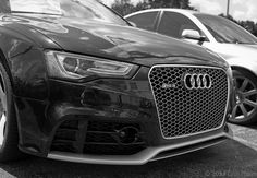 2013 RS5 with Alu Optic Package at Audi Exchange | Flickr