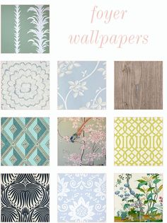 Hallway Wallpaper Ideas Entryway Wallpapers Ideas For 2019 Hall Wallpaper, Foyer Decorating, Foyer Wallpaper, Foyer Wallpaper Entryway, Hallway Wallpaper, Wallpapered Entryway, Entryway Flooring, Grey Marble Wallpaper, Accent Wall Entryway