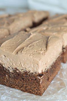 Irish Cream Chocolate Brownies