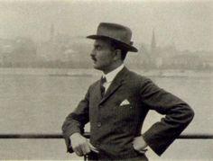 Andre Kertesz, Portrait of Imre Kertesz