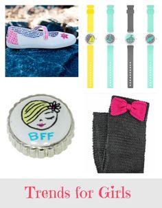 Fun Finds for Girls