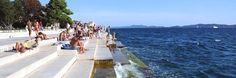 The Sea Organ in Zadar Croatia backpacking in Eastern Europe e1305016087467 The Best of Eastern Europe: Top 10 Cities to Visit