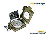 Italienischer Kompass    A Bundeswehr Shop Räer Hildesheim