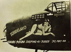 Nose art is a decorative painting or design on the fuselage of a military aircraft, usually chalked up on the front fuselage, and is a form of aircraft Diesel Punk, Nose Art, Military Art, Military History, Military Humor, Pilot, Alice, Aircraft Painting, Airplane Art