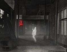 "Check out new work on my @Behance portfolio: ""Back alley"" http://on.be.net/1MC9Or2"