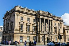 Lothian Chambers by travellingred, via Flickr