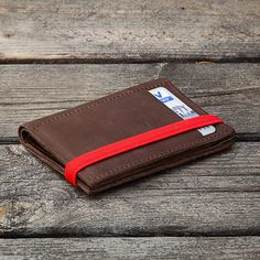 Leather Wallet Mens Leather Wallet Minimal Wallet Handmade wallet Gift Ideas For Him Spring Celebrations