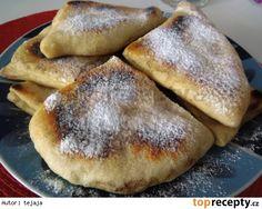 Šarišské kapustníky-zelníky No Salt Recipes, Cooking Recipes, Czech Recipes, Ethnic Recipes, European Dishes, Home Baking, Sauerkraut, Bread Baking, Scones