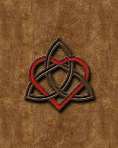 Celtic knot for eternal love. Put children initials in there somewhere and it would be perfect