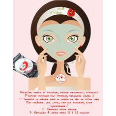 J'ai testé le masque de coton à la lotion | Aventure Beauté