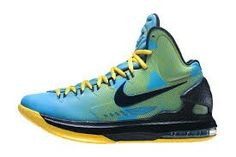 Nike KD V N7 Dark Turquoise Blackened Blue Black Varsity MaizeMost Fashionable OutletTop Designer Collections