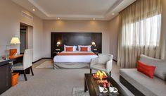 Chambres et suites somptueuses au Kech Boutique Hôtel & SPA