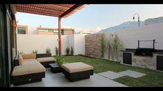 10 patios with gallery 8 Outdoor Rooms, Outdoor Gardens, Outdoor Living, Outdoor Decor, Indoor Outdoor, Interior Exterior, Exterior Design, Salas Lounge, Casa Patio