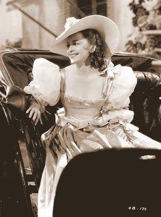 """Olivia de Havilland in """"Captain Blood""""-She's lovely!"""