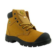 hot sale online c0b2f 952df TIGER MEN S 6   LIGHTWEIGHT CSA WORK SAFETY BOOTS - 3055 (10 3E US, Wheat)  - Risetube Online Shopping Canada