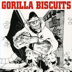 Precision Series Gorilla Biscuits - Gorilla Biscuits