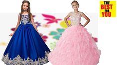Indian Dresses For Kids, Latest Dress For Girls, Dress Designs For Girls, Dresses Kids Girl, Girls Party Dress, Toddler Girl Outfits, Designer Baby Clothes, Designer Dresses, Anarkali