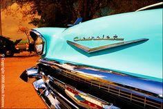1957 Chevrolet Bel Air by EOS Miami, via Flickr
