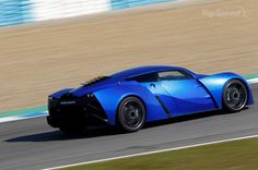 Awesome marussia b2