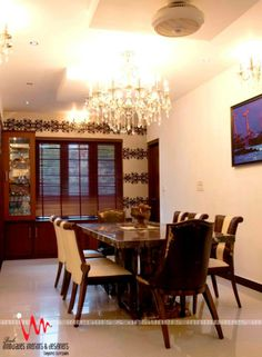 Interior View of Our wOrks #Dining Area