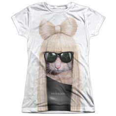 Junior Pets Rock/GG T Shirt