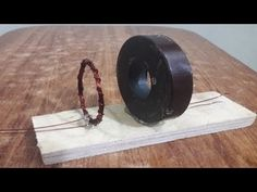How to Make 100% Free Energy Generator Magnet using Light Bulb Exhibition Project 2018 - YouTube