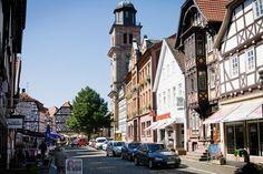 Rathaus Stadt Lauterbach (Hessen)