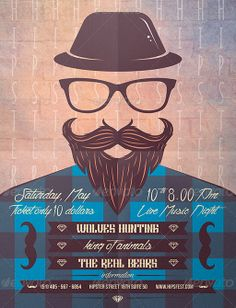 Lounge Party Retro Flyer | Lounge party, Retro and Print templates