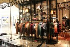 Global fashion brand, Scotch and Soda, opens in Sandton City. This line offers a young fashion forward style.