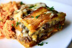Piñon: Sweet and Savory Puerto Rican Lasagna - Foodista.com
