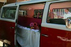 VW bus rouwwagen
