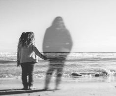 picture prompt: a loved one? or something more sinister? write the scene.