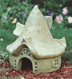 Storybook Toad House - Outdoor Garden - Toad Houses by Wind & Weather. $79.95