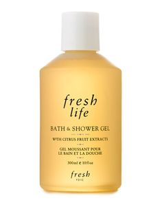 Fresh Life Bath and Shower Gel, 300 mL by Fresh at Neiman Marcus.
