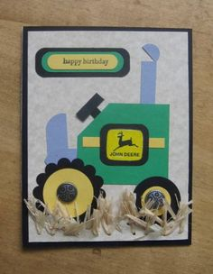 Punch Art, Tractor
