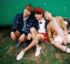 BTS J-Hope, Jimin & Rap Monster teaser photo 'Young Forever' Jungkook V, Taehyung, Bts Bangtan Boy, Bts Hyyh, 2ne1, Btob, Young Forever Album, Forever Young, Photo Facebook