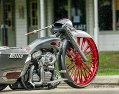 Epic Firetruck's Motor'sicle Baggers ~
