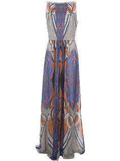 Dondup Sleeveless Maxi Dress
