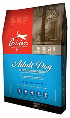 Orijen Adult Dog Food 28.6lb bag  http://www.bestdiscountpetsupplies.com/orijen-adult-dog-food-28-6lb-bag-2/