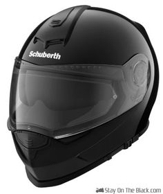 Schuberth S2 - Gorgeous looking motorcycle helmet