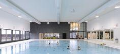 Fletiomare Utrecht Swimming Pool / Slangen + Koenis Architects | ArchDaily
