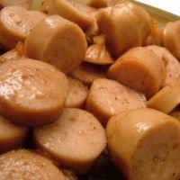 Mom's Hot Dog Casserole http://www.recipe4living.com/recipes/mom_s_hot_dog_casserole.htm