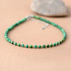 Just listed our new arrivals:  4MM Natural Turqu... Check it out here! http://www.iitrends.com/products/4mm-natural-turquoise-beads-choker-necklace-iitrends-handmade-necklace?utm_campaign=social_autopilot&utm_source=pin&utm_medium=pin