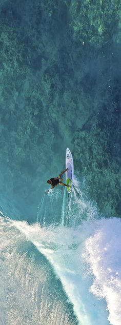 Surf's Up! ~ I don't know where this pic was taken but it's cool.